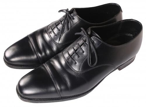 結婚式革靴