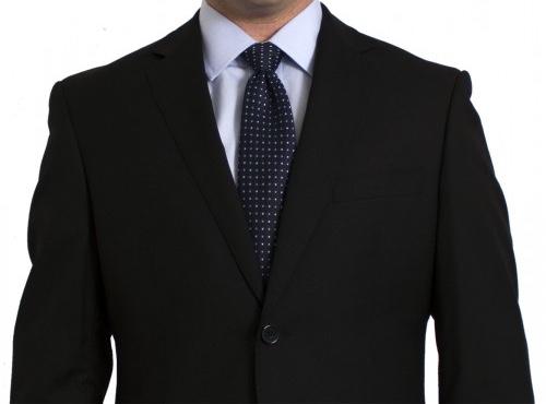 結婚式スーツ黒