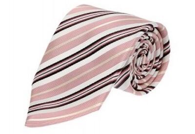 ネクタイの選び方ストライプ