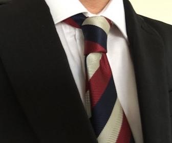 スーツコーディネート豆知識