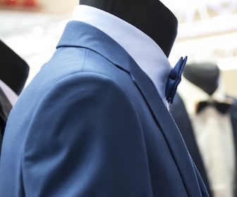 結婚式でのスーツの着こなし