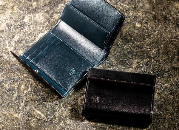 ココマイスターカヴァレオミニ財布