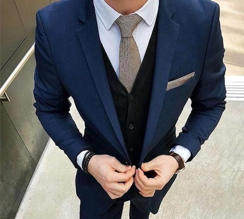 10月スーツ