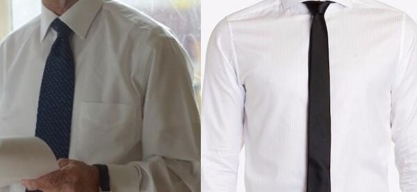 葉山シャツ品質