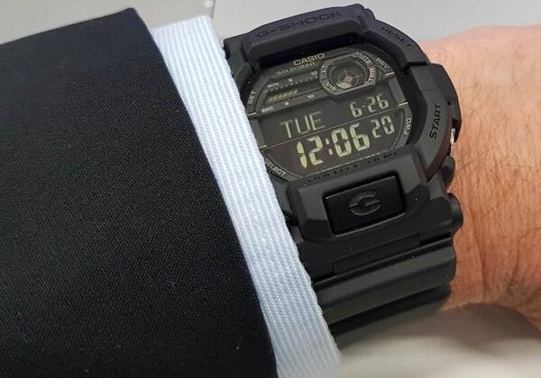 結婚式腕時計G-SHOCK
