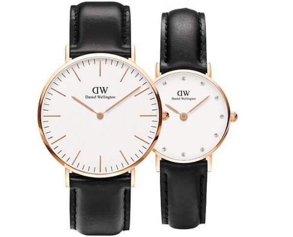 結婚式腕時計ダニエルウェリントン